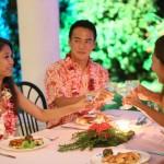 グアム挙式前後の食事会は南国ならではの場所で!