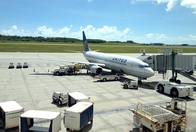グアム空港(イメージ)