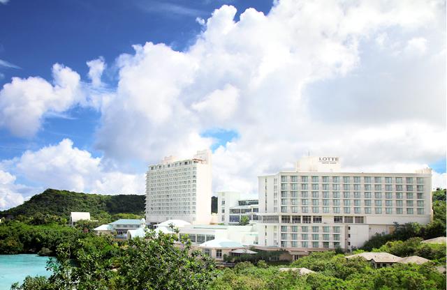 ロッテホテルグアム