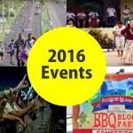 グアムの2016年イベントスケジュール