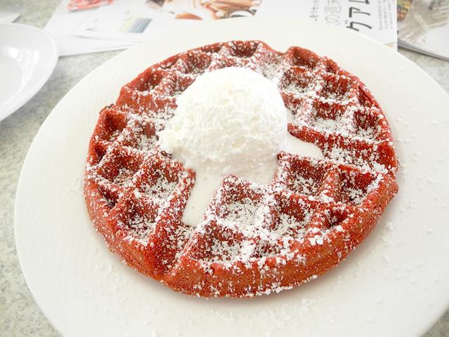 ベルベットパンケーキ(イメージ)/ザ・クラックド・エッグ
