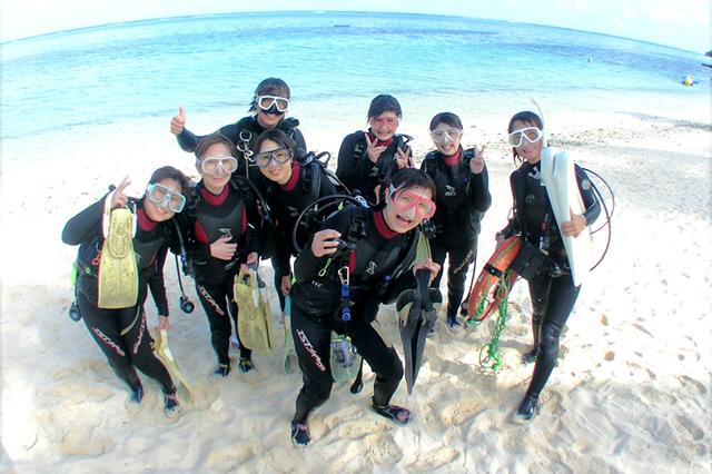 体験ダイビング(S2クラブ)/イメージ