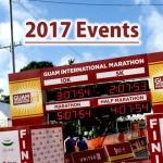 グアムの2017年イベントスケジュール