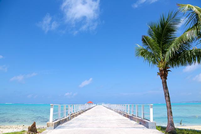 グアムの離島へ!ココス島で南国の絶景とアクティビティを満喫 ...