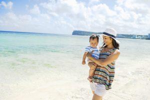 タモンビーチ(イメージ) ©グアム政府観光局