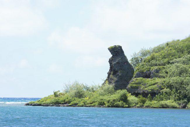 ベアロック©グアム政府観光局