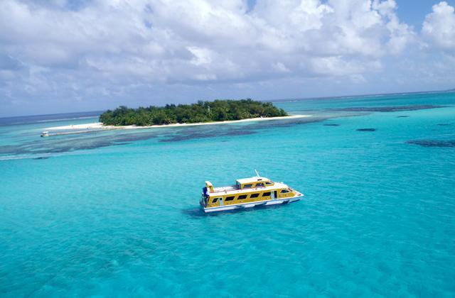 マニャガハ島(イメージ)